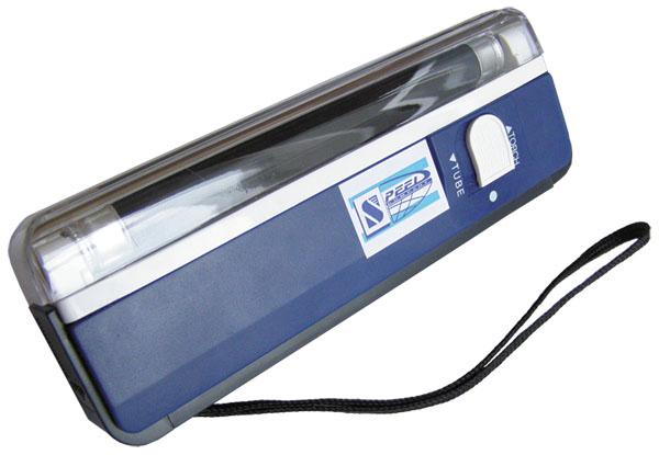 Лампа ультрафиолетовая МС 2 для обнаружения скрытой маркировки